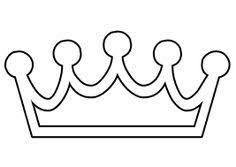 Image result for felt crown template