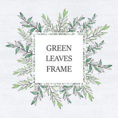 Frame floral da aguarela Vetor grátis