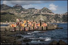 ph. Salvo Puccio | Landscape Colours in Sicily - #GiardiniNaxos #yummysicily…