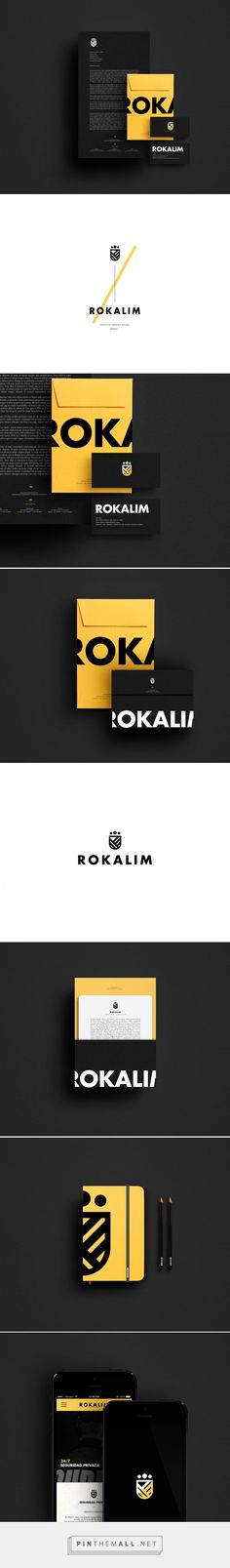 ROKALIM Branding by Malarte Studio | Fivestar Branding Agency – Design and Branding Agency & Curated Inspiration Gallery #design #designideas #designinspiration #branding