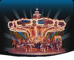 Carrusel Veneciano De Luxe Merry Go Round Ride, Horse, Google Search, Image, Ideas, Venetian, Parks, Carousels, Animales