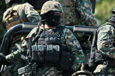Infanteria de marina SEMAR