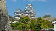Himeji Castle in Himeji, Japan.