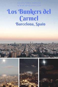 Los Bunkers Del Carmel