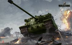 Historically accurate A39 Tortoise Wallpaper - Fan Art - World of Tanks official…