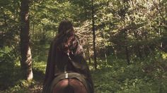 Mariel leaves Lochendale in search of a sanctuary from the Witch-King