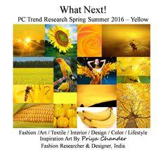 #fashion #art #design #SS16 #pctrendresearch #yellow #bright #colorful #fashionforecast #silk #weave #knitwear #interiordesign #interiors #knitting #lifestyle #style #trendalert #designer #inspiration