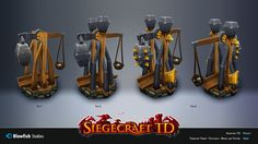 Siegecraft TD 4 by *mavhn on deviantART