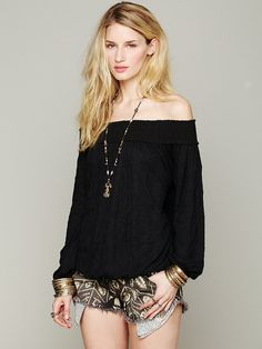 Free People FP X Sun Kissed Top at Free People Clothing Boutique