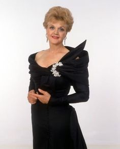 Angela Lansbury has been recognized by Britain's Queen Elizabeth II-- she's now Dame Angela Lansbury. About time! Hollywood Fashion, Vintage Hollywood, Hollywood Glamour, Hollywood Stars, Classic Hollywood, Angela Lansbury, Classic Actresses, Actors & Actresses, Julia Sarr Jamois