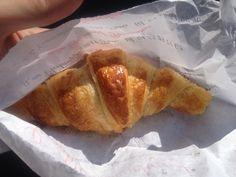 Croissant Safari in Paris - Comptoir Gana ou Pain d'Alexis