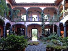 casa espanhola DearD