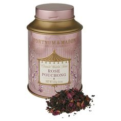 Rose Pouchong Tea (250 MXN) ❤ liked on Polyvore featuring home and kitchen & dining