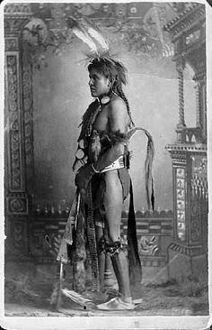 Crow dancer, circa 1880.  In the documentary Native Spirit and the Sun Dance Way (2007), Thomas Yellowtail, a Crow medicine man & Sun Dance chief for more than 30 years, explains the ancient Sun Dance ceremony, which is sacred to the Crow tribe. In the 1994 film Legends of the Fall, based on the 1979 novella of the same name by Jim Harrison, actor Gordon Tootoosis spoke Yellowtail's words to examine the preservation of a cultural and spiritual world before the coming of European settlers.