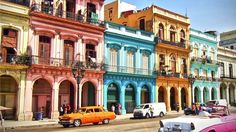 Las calles de la Habana serán el escenario perfecto para tu luna de miel ¡Visita #Cuba! #Wedding #Love #Travel