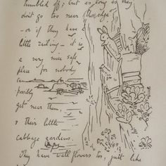 A Tenby holiday home used by Beatrix Potter is up for sale for Tales Of Beatrix Potter, Lettering, Blur, Drawing Letters, Letters, Character, Texting, Calligraphy