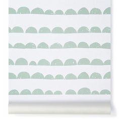 papier-peint-demi-lune-vert-menthe