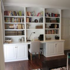 Contemporary Home Office Office Design, Pictures, Remodel, Decor and Ideas - page 28