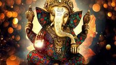 Vikataya = Super Monster Ganesha    Powerful Ganesh Mantra To Remove Obstacles and Achieve Success