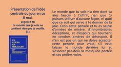 Leçon 128 - Énoncé et pratique by Pierrot Caron via slideshare