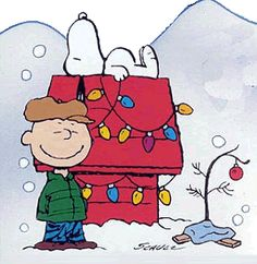 charlie brown. Merry Christmas!