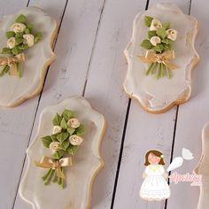 galletas ramo de rosas para boda