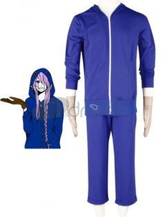 Vocaloid Cosplay / Vocaloid Gakupo Anime Cosplay Costume