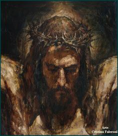Christ on the Cross cm, oil on canvas, 2013 Anatoly Shumkin God and Jesus Christ Catholic Art, Religious Art, Image Jesus, La Pieta, Pictures Of Jesus Christ, Jesus Painting, The Cross Of Christ, Jesus On The Cross, Jesus Art