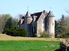 Mairie, Château de la Brûlonnière, Persac Administration Lussac-les-Châteaux - adresse, carte