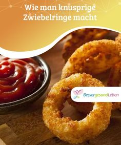 Zwiebelringe – wie du sie knusprig zubereitest Zwiebelringe enthalten alle mög… Onion rings – how to make them crunchy Onion rings contain all sorts of preservatives and additives. Iftar, Fluffy Dinner Rolls, Kfc Coleslaw, Homemade Dinner Rolls, Crispy Onions, Brownie Desserts, Baked Strawberries, Onion Rings, Diy Food