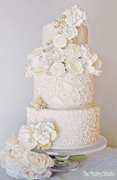 Wedding Cake Inspiration - The Pastry Studio