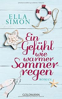 Lesendes Katzenpersonal: [Rezension] Ella Simon - Ein Gefühl wie warmer Som...
