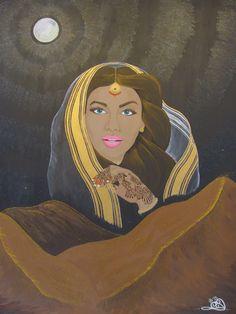 Let The Story Begin... Sheherazade