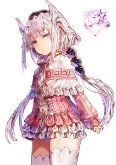 _miss_kobayashi_s_dragon_maid__kanna_kamui_render_by_lckiwi-db0tbo6.png (751×1063)