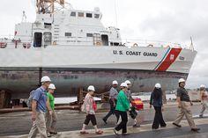 US Coast Guard Tour
