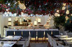 HIP GREECE   FOOD & WINE    MYKONOS   MATSUHISA RESTAURANT