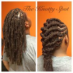 French braid style