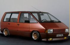Teach me: Renault Espace mkI | Retro Rides