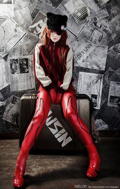 Shikinami Asuka Langley(Evangelion: 3.0 You Can (Not) Redo) | Misa - WorldCosplay
