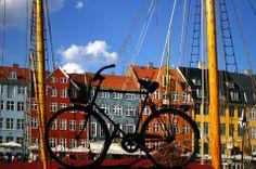 The Best Cities For #Cycling. #Copenhagen #bikes #CityBreaks