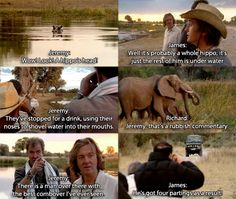 Top Gear...the Gay Cowboy. Love these guys