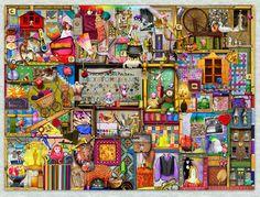 Colin Thompson - Jigsaw Puzzles