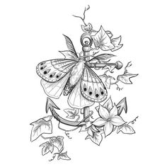 In This Moment, Tattoos, Illustration, Flowers, Projects, Black, Instagram, Log Projects, Tatuajes