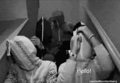 Hello! We... Are.... One... Direction!! Yaaaaaay!<<< I love it!!! Repin if you remember this <3