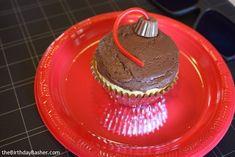 Spy cupcakes! #VBS #Spy
