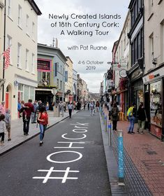 Excited to announce that Pat Ruane will be leading a walking tour of Cork! by House Cork Walking Tour, Amazing Architecture, Open House, 18th Century, Cork, Street View, Islands, Layers, Social Media