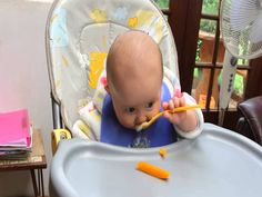 Introducing cereal to your baby! (+playlist)