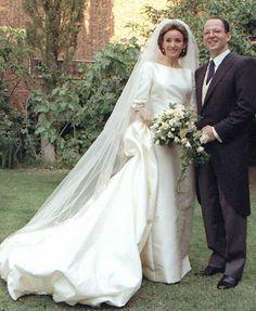 Le prince héritier de Bulgarie a épousé Miriam de Ungria y Lopez le 11 juillet 1996 selon le rite orthodoxe à Madrid.