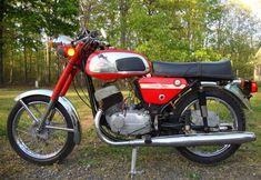 1975 Jawa 634 350cc 2-stroke