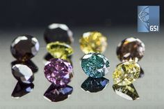 Color Diamonds- The most significant characteristic of color diamonds is COLOR (which defines the hue, tone, and saturation), unlike colorless diamonds where the most significant attribute is CUT. Color diamonds are often cut into fancy shapes because they display the color better. Any shape other than Round Brilliant, is deemed a fancy shape.